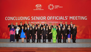 CSOM opens APEC 2017 Economic Leaders' Week in Da Nang